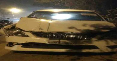 accident railway rajya mantri