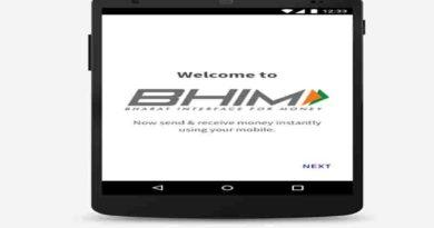 modi launch upi bheem app for payment