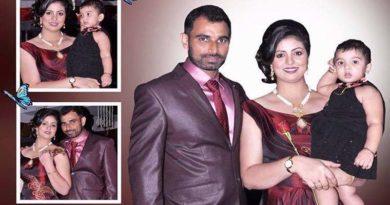 mohammad shami wife bawal
