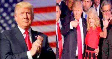 Donald J Trump american precident life special