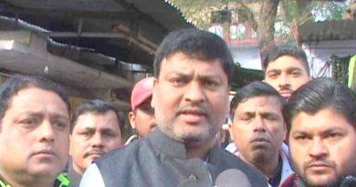 Samajwadi party dangal are fixed pawan pandey