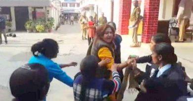 Sapa mla sulatanpur anoop sanda wife controversy