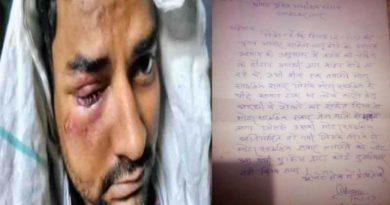 Uttar pradesh insensitive police ambedkarnagar