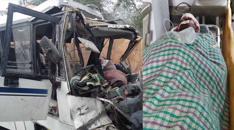 accident gorakhpur coming ayodhya for mundan