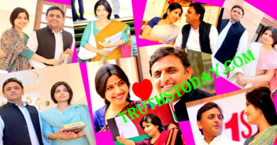 akhilesh yadav and dimple yadav love story latest