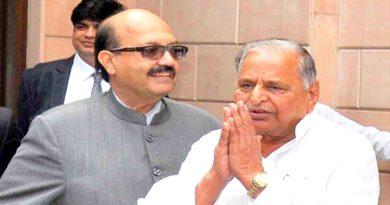 amar singh against mulayam singh yadav open many secrects