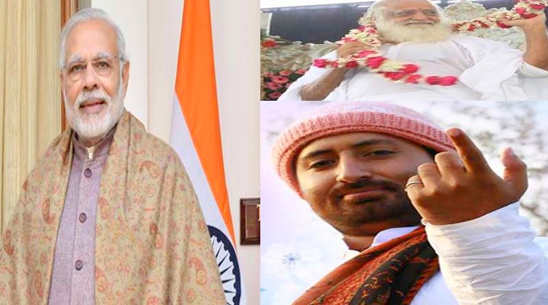 asharam son narayan sai fight election from narendra modi constituency
