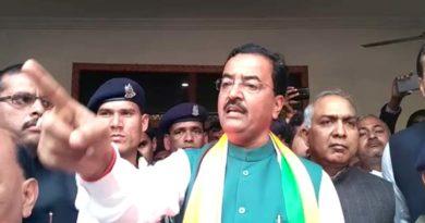 bjp keshav prasad maurya varanasi ticket distribution agisnst slogon
