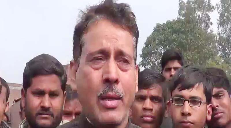 bjp leader weep after ticket cut