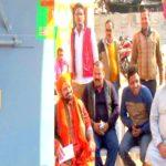 भाजपा प्रत्याशी को लेकर अयोध्या में विरोध