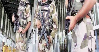 cisf soldier killed his four partners