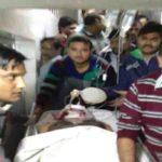 इलाहाबाद में डॉक्टर पर हमला