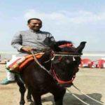बसपा प्रत्याशी गब्बर के भाई पर शर्मनाक आरोप