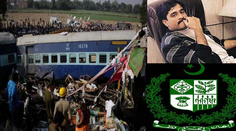isi and daud ibrahim involve in kanpur accident