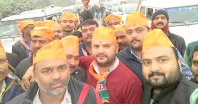 khabbu tiwari got ticket faizabad gosaiganj seat
