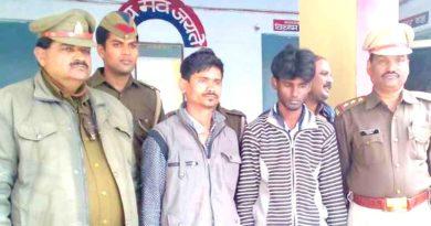 lucknow talkatora police arrested criminals on clue