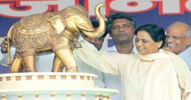mayawati blame bjp and sapa lucknow