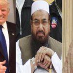 ट्रम्प और मोदी का प्रयास रंग लाया , हाफिज सईद पाकिस्तान में नजरबन्द हुआ