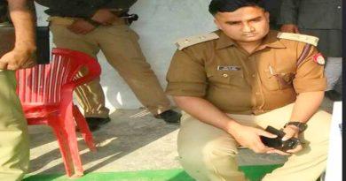 pratapgarh police register taskara on sp pratapgarh rohan p kanay