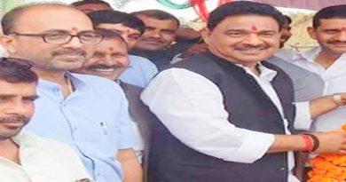 samajwadi party narad rai leave and join bahujansamaj party