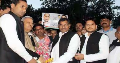 samajwadi party new District president list