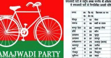 samajwadi party new list uttar pradesh vidhansabha