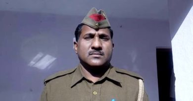 up lakhimpur khiri police constable want suicide