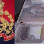 यूपी में पकड़ी गई अवैध हथियारो फैक्ट्री