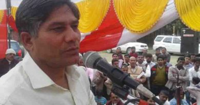 uttar pradesh balrampur code of conduct voilation case lalji yadav