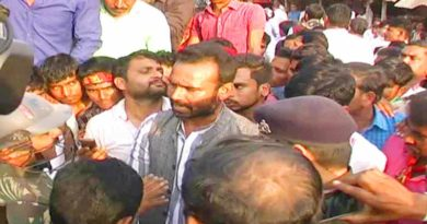 Ajay Sipahi ambedkarnagar broken lalji verma cars