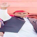 मुख्यमंत्री की सुरक्षा में चूक,जनसभा के बाद भगदड़ डीएम ने दिए जाँच के आदेश