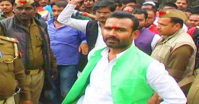 Ambedkarnagar ajay sipahi and other candidates nomination