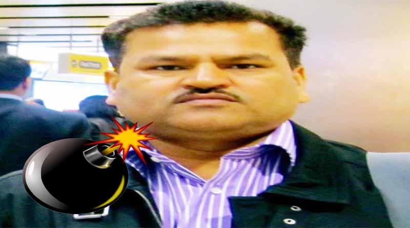 BJP rebels ram ayal tripathi threatening to bomb