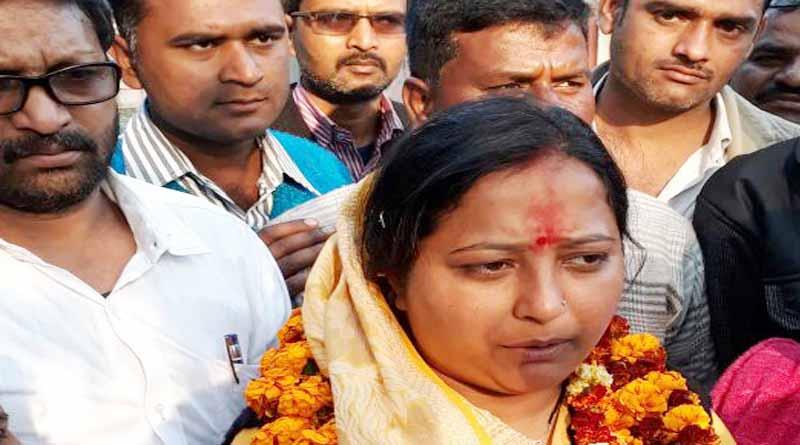Bajpanetri ketaki Singh nomination against the party