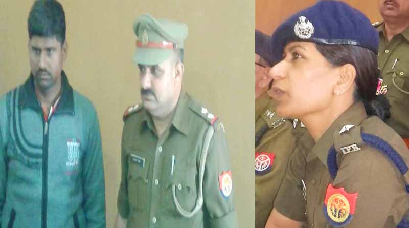 Bulandshahr sensational murder case main accused Arrested