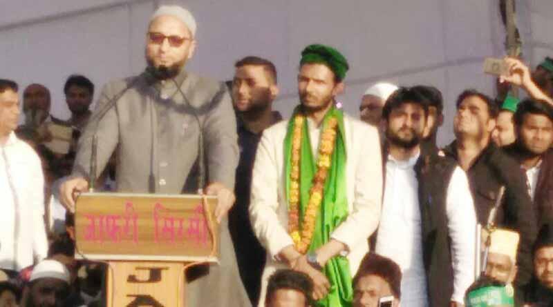 Owaisi attack Modi ridicule to Akhilesh