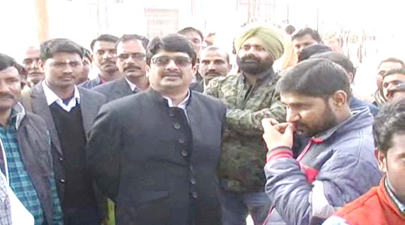 Raja bhaiya pratapgarh after nominations says sp government again come in up