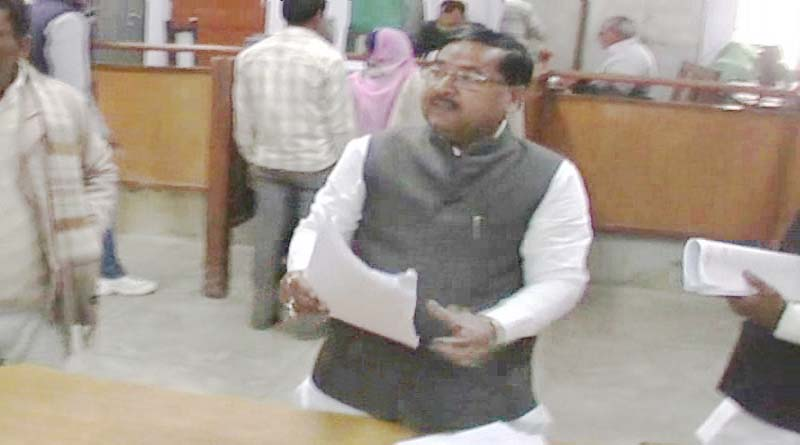 ambdekarnagar jalalpur sp minister sakhlalmanjhi nominations