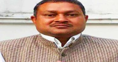 ambedkarnagar sapa candidate from alapur died from heartatack
