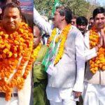 राज घराने से ऐश्वर्य राज सिंह व कांग्रेस के बागी राज शेखर सहित 11 ने किया नामांकन
