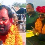 भाजपा के बागी गोवर्धन सोनकर सहित 12 ने किया  नामांकन