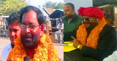 bjp govardhan sonkar and other nomination from basti