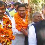 राम अचल राजभर समेत 17 उम्मीदवारों ने किया नामांकन