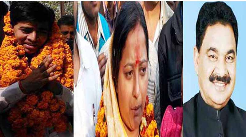 candidates in the fight with symbol ballia