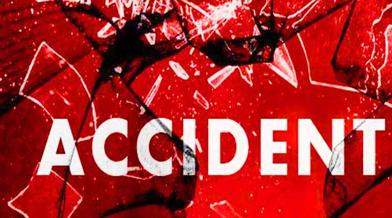 car and ambulance accident in ballia