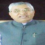 केंद्रीय राज्यमंत्री ने रामलला का दर्शन कर माँगा आशीर्वाद