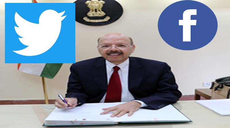 election commission monitor political leaders social accounts