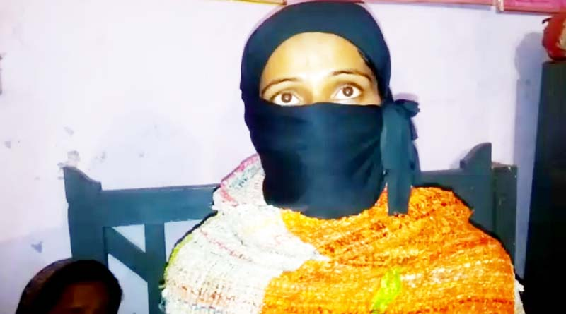 girl want change her caste from hindu to muslim up sambal