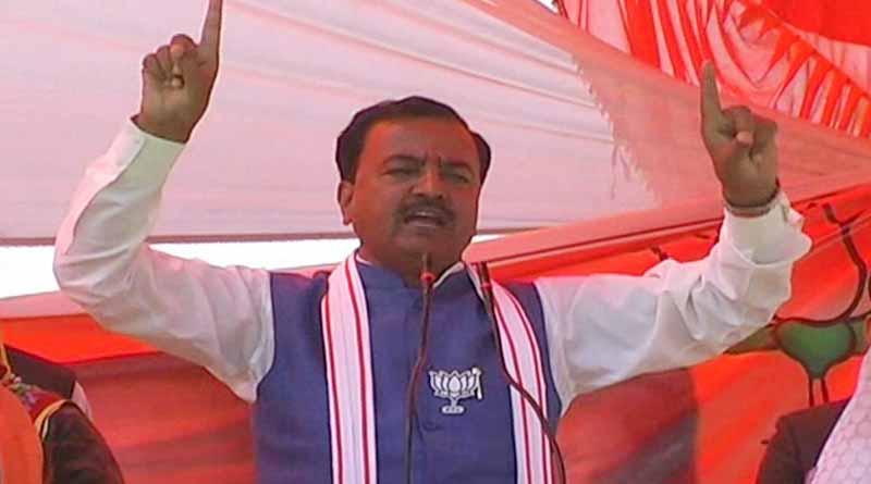 keshav prasad maurya attack on akhilesh yadav for dimple yadav ambedkarnagar