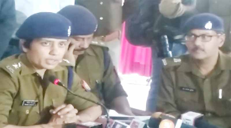 lucknow police and stf arrest accused